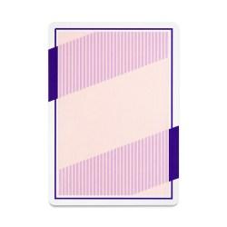 Покерные карты NOC3000X2: Pink