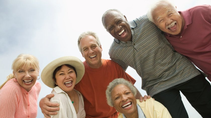 Looking For Old Senior Citizens In San Francisco