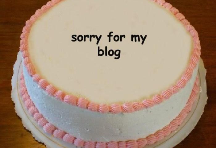 Apology Cakes Know Your Meme
