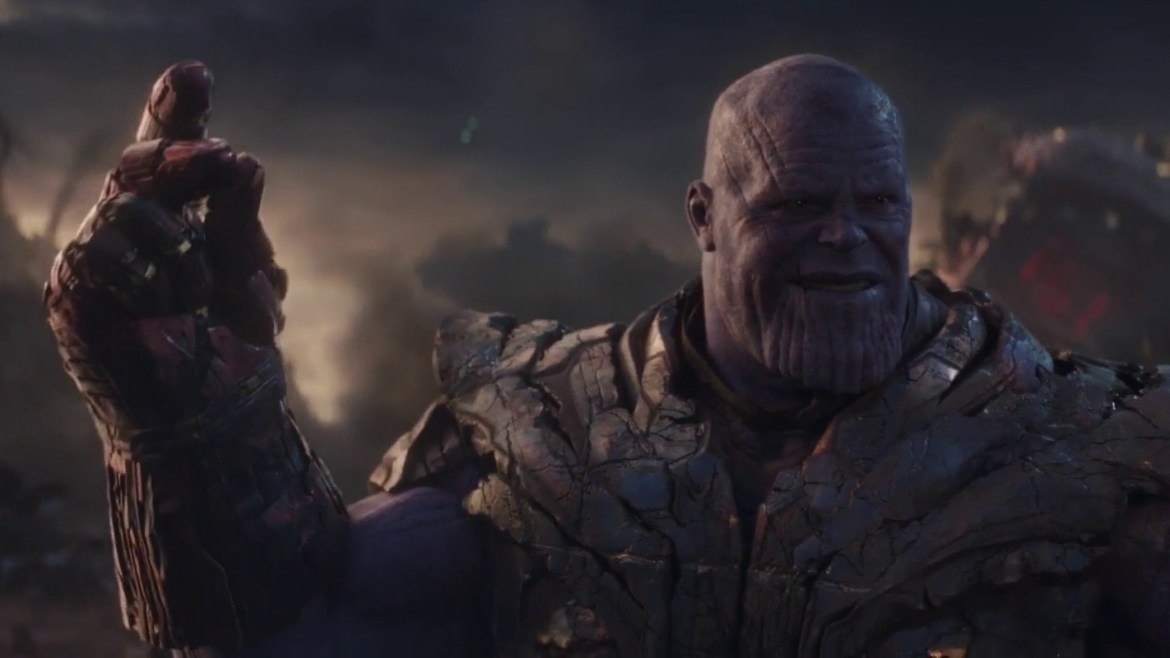 Image result for thanos inevitable meme""