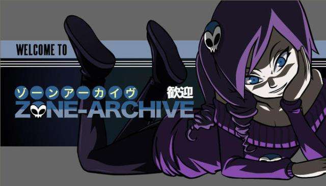 Zone Sama Purple With Feet Up In The Air On The Bed And Pouting Pose
