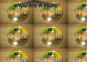 You Are A Pirate XP XP XP XP XP XP yellow