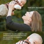 mesothelioma ad copypasta know your memea a aww your first word? attention if you or a loved one was