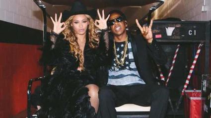 Beyoncé Jay Z On the Run Tour fashion