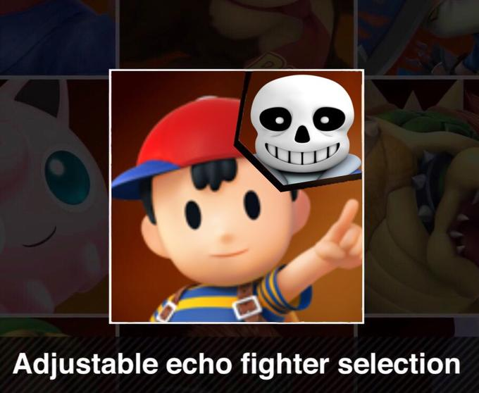 Leaked Image From Next Direct Super Smash Brothers Ultimate Know Your Meme