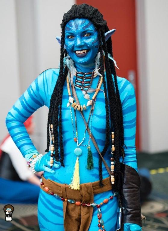 Cosplay Costume Dreadlocks Hairstyle Cosplay Fashion