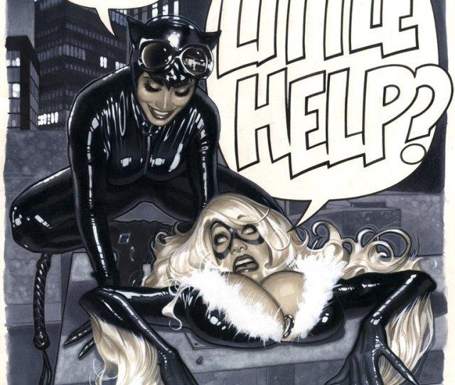 Felicia Hardy Catwoman Mammal Fictional Character