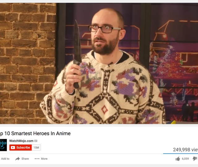Top  Smartest Heroes In Anime Mo Watchmojo Com Subscribe M  Views Add