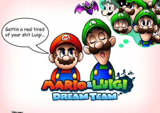 Image result for super mario luigi quotes