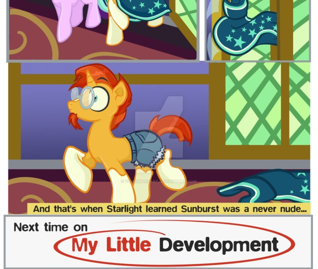 Gysh Imarsarteviantar Co And Thats When Starlight Learned Sunburst Was A Never Nude