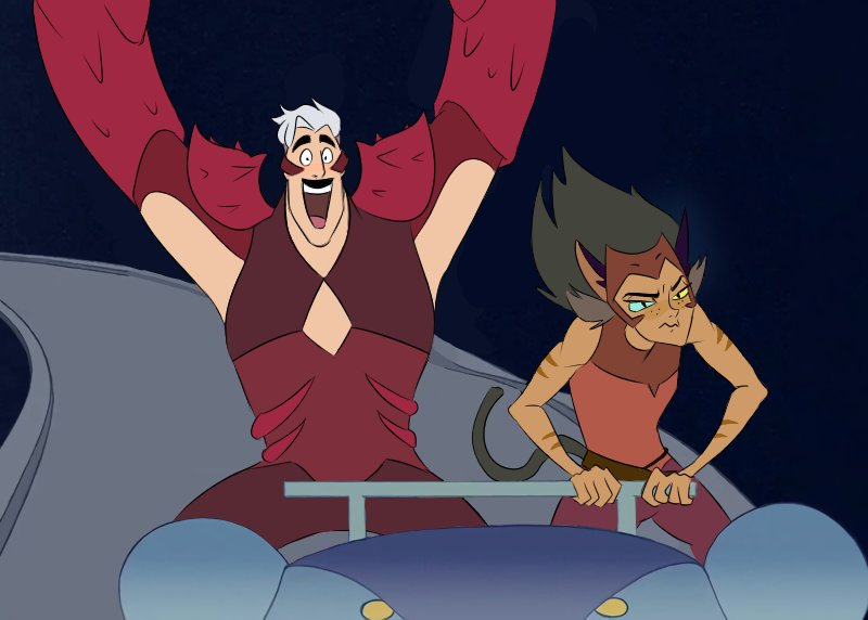 Scorpia Is Kronk She Ra And The Princesses Of Power Know Your Meme