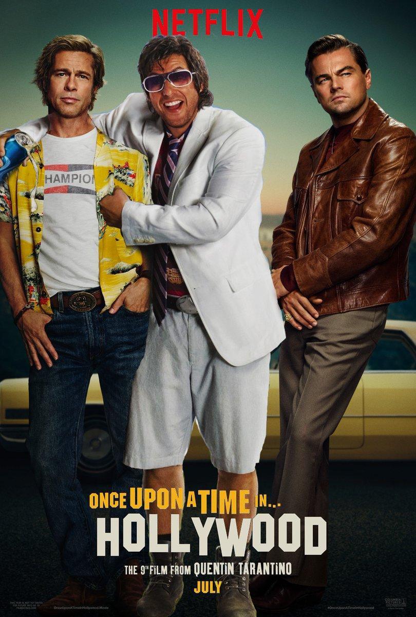 hollywood poster parodies