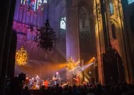 Leonard Cohen, a beautiful tribute in Bourges cathedral