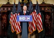 Against Donald Trump, Joe Biden offers unity and empathy