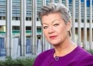 Ylva Johansson: