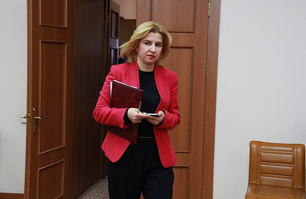 Лидер Гагаузии Ирина Влах