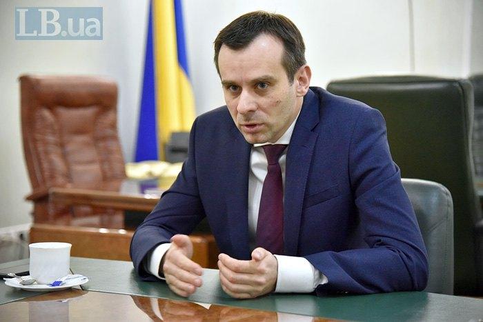 Голова ЦВК Олег Діденко