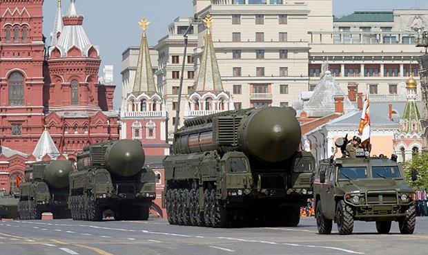 Военный парад в Москве, 9 мая, 2016 года