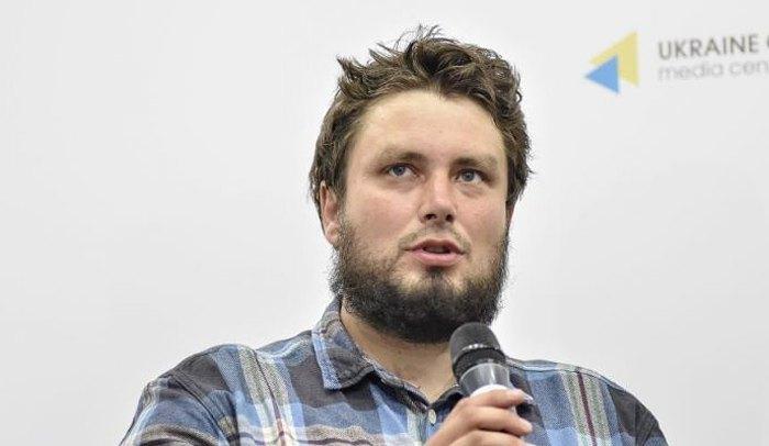 Петро Тєстов, аналітик МБО «Екологія-Право-Людина»
