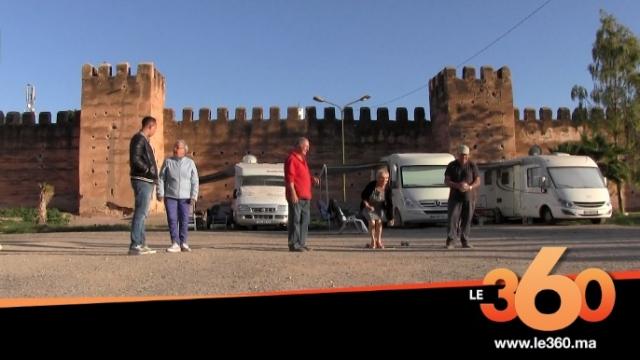 cover: فرنسيون متقاعدون يهربون من صقيع برد أوروبا إلى المغرب
