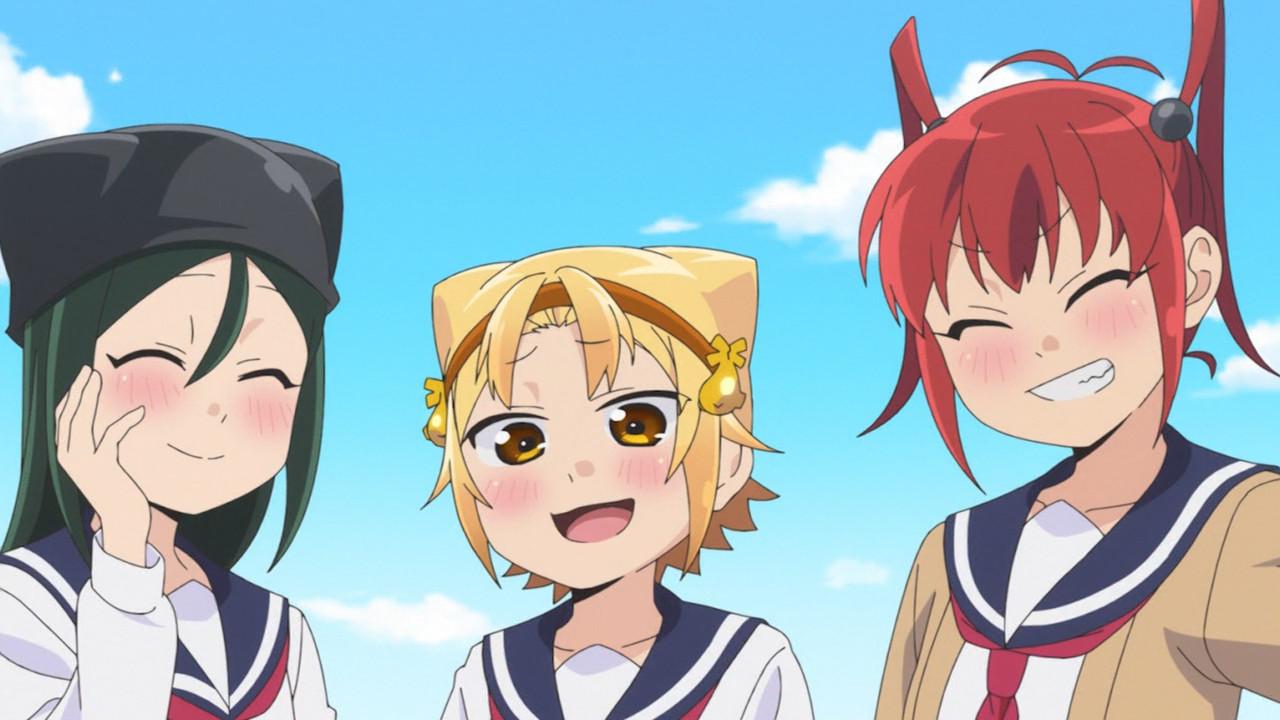 Yatogame-chan Kansatsu Nikki Episode 6-8 Subtitle Indonesia