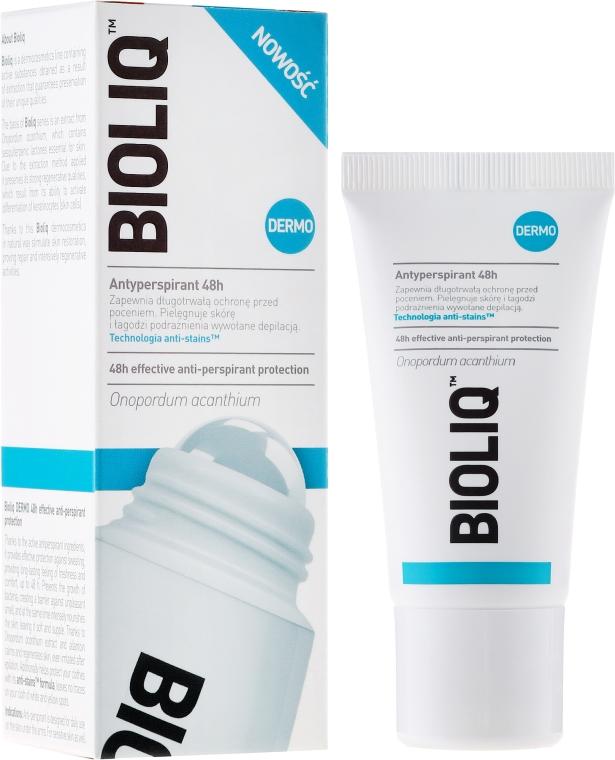 Déodorant-Antisudorifique - Bioliq Dermo Antiperspirant 48h