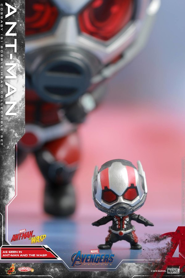 Avengers Endgame Cosbaby Bobble Head