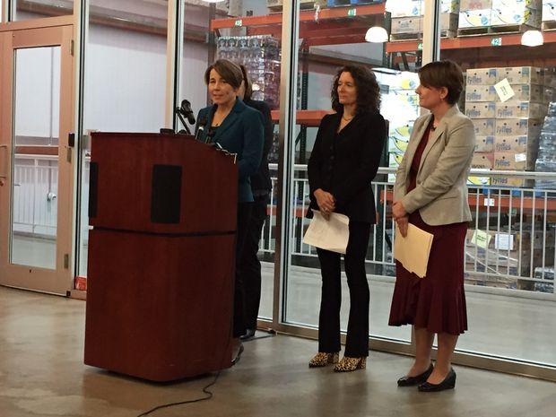 Massachusetts AG Maura Healey Gives 3 Million To Address