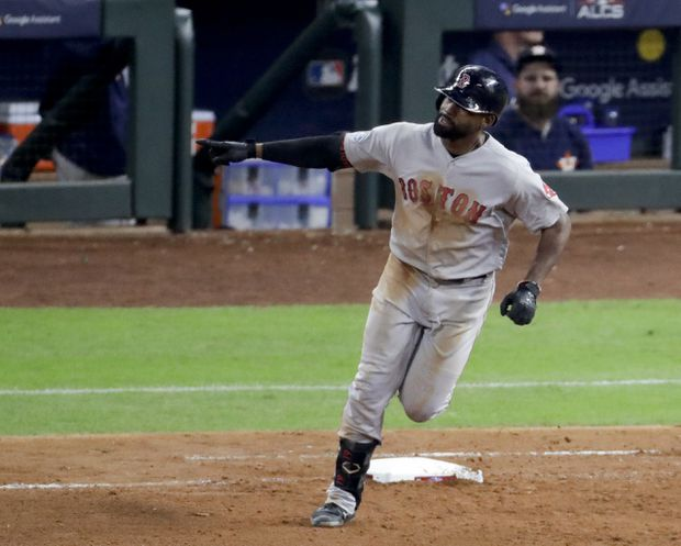 Boston Red Sox Agree To Contracts With Jackie Bradley Jr