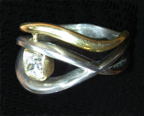 A Very Special 3D Printed Wedding Ring 3D Printing Blog