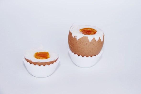"""Elise Luttik'in Seramik 3D printer ürünü: """"Edgy"""""""