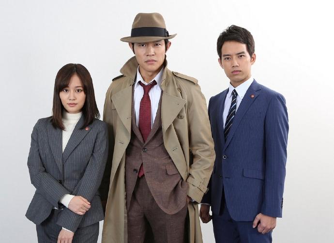 Zenigata Keibu (2017) Detective, Manga