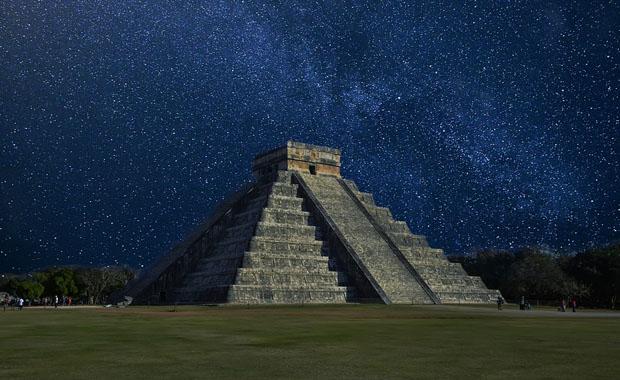 Chichen Itza, Meksika - Dünyanın Yedi Harikası