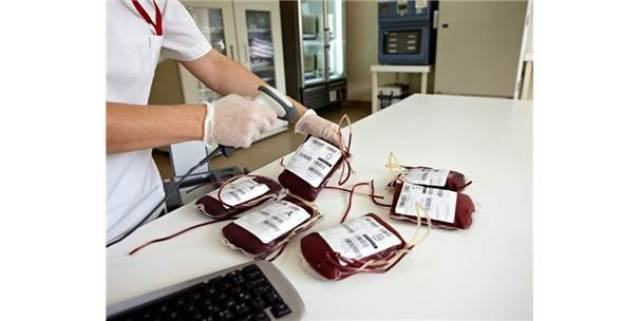 Her Dört Saniyede Bir Kan Lazım