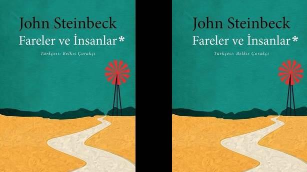 1- Fareler ve İnsanlar - John Steinbeck
