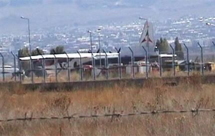 Erzurum'a indirilen Ermeni uçağının personeline cağ kebabı!