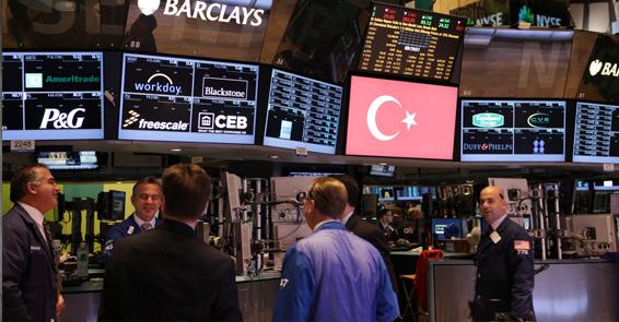 Maliye Bakanı Şimşek New York Borsası'nın zilini çaldı