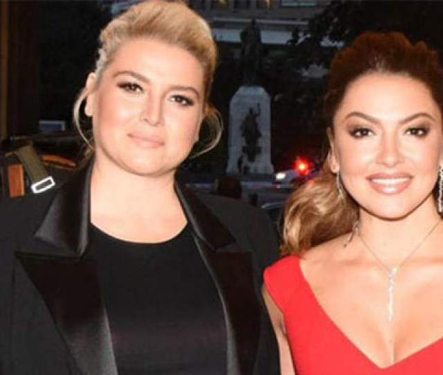 Its A Big Shock For Hadise Who Has A Relationship With Her Sisters