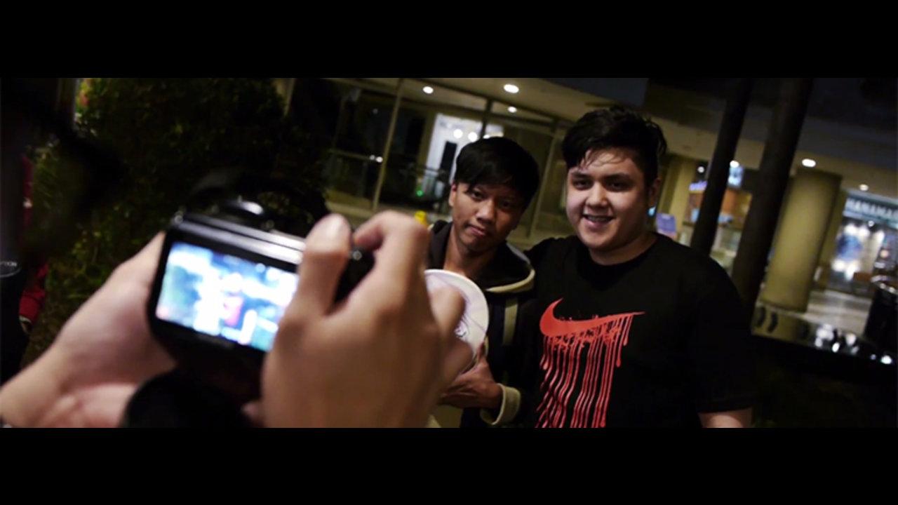 Filipino Danish Player Of Gambit P1noy To Have Fan Meet