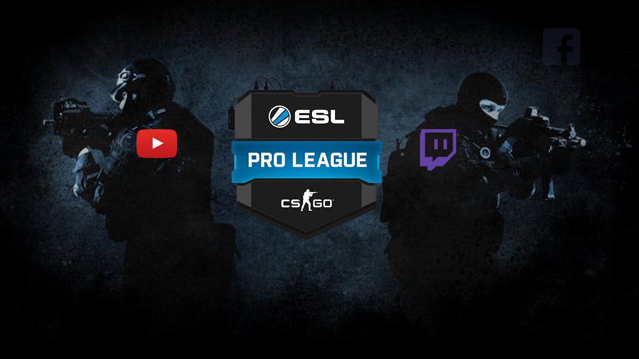 CSGO ESL Pro League Is Now YouTube Only