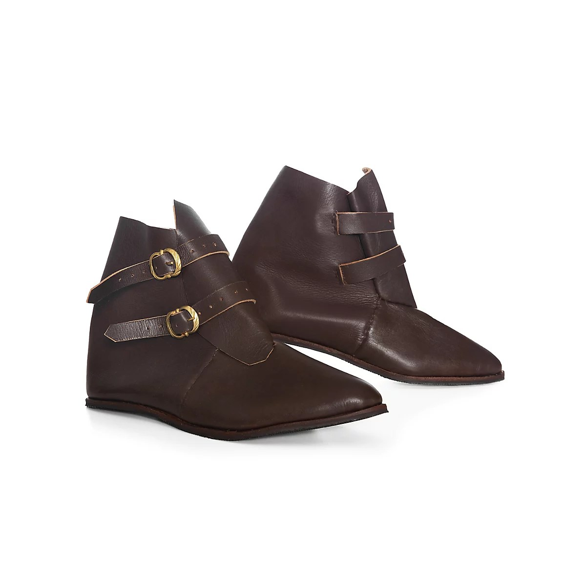Me Val Half Boot With 2 Buckles