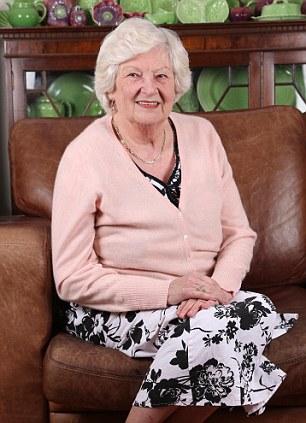 Carol Paradise had a near death experience in hospital in January 2013