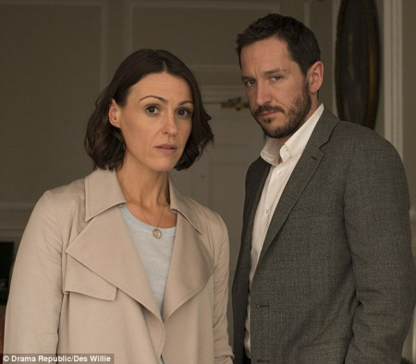Suranne Jones gets out of a parking ticket on Doctor ...