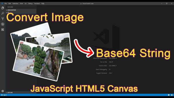 Convert Image to Base64 Online