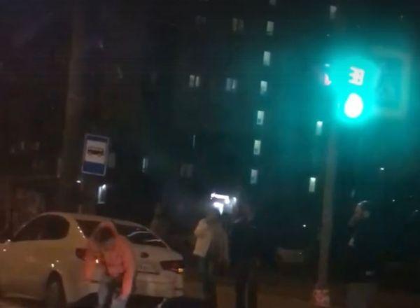 Водитель сбил трех женщин на пешеходном переходе › Новости ...