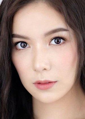 Mook Worranit Thawornwong in Angel Beside Me Thai Drama (2020)