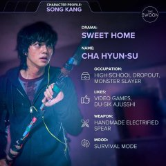 The actual webtoon sweet home season 2 was a bit long and consisted of 140 episodes. Sweet Home 2020 Mydramalist