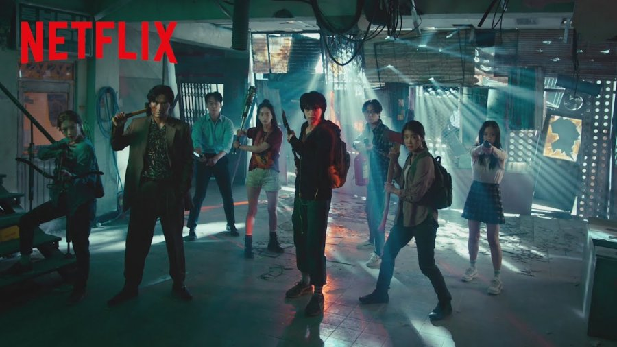 This includes song kang, lee jin wook, and lee si young. Netflix S Sweet Home Watched By 22 Million Paid Subscribers In First Four Weeks Of Release Mydramalist