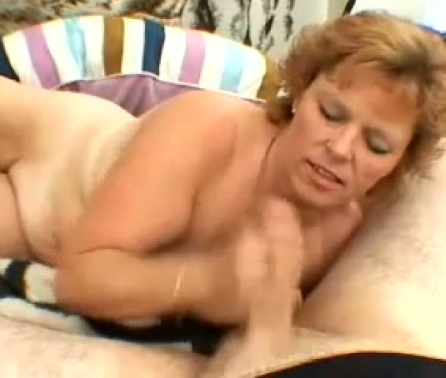 Super Horny Mature Woman Gives Young Man One Hell Of A Blowjob Mylust Com