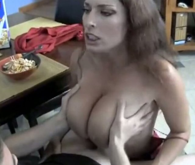 This Fuck Hungry Woman Is A True Milf And She Has Got Fantastic Boobs Mylust Com